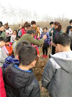 家一起来种树 植树节活动
